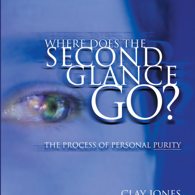 Where Does The Second Glance Go Book by Clay Jones